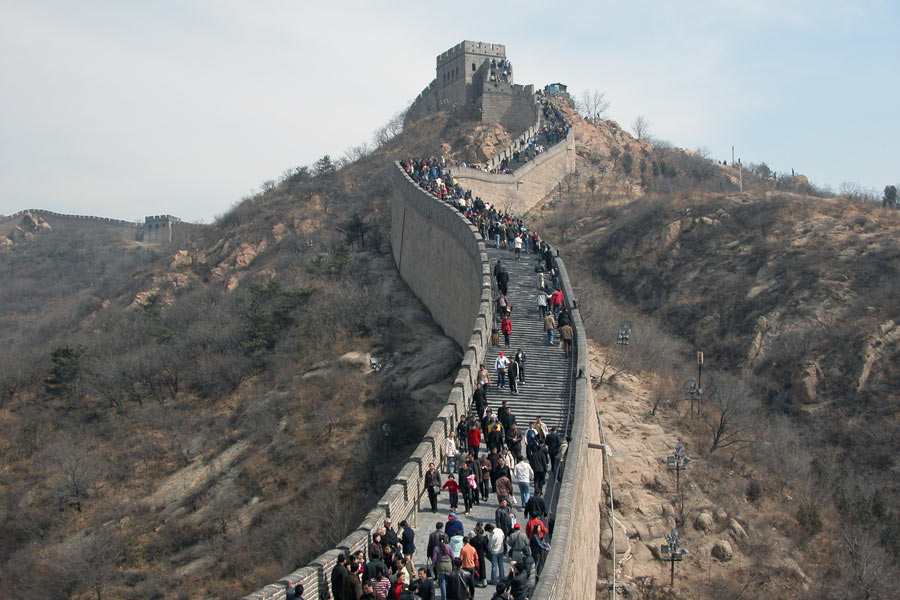 A Great Wall Long March