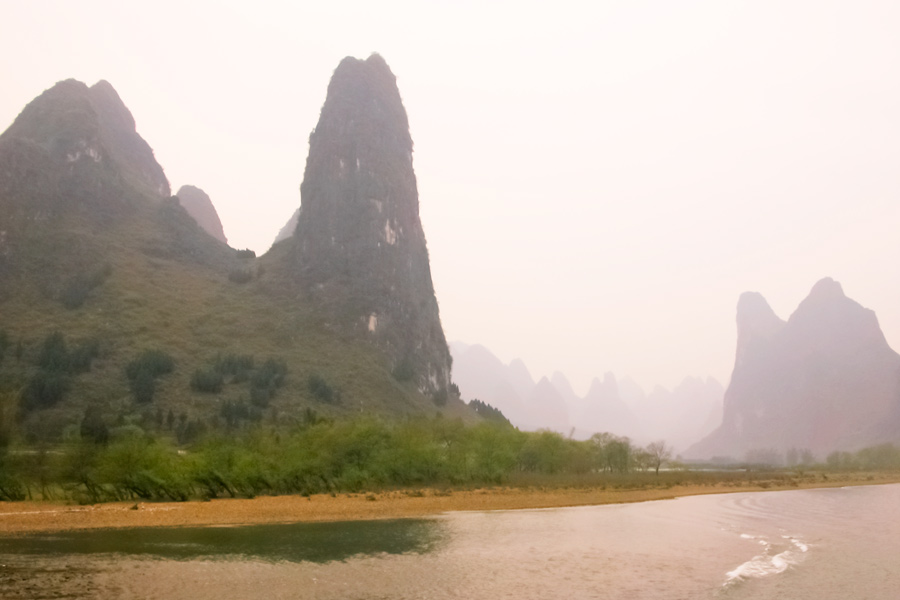 Guilin and a Cruise on the River Li