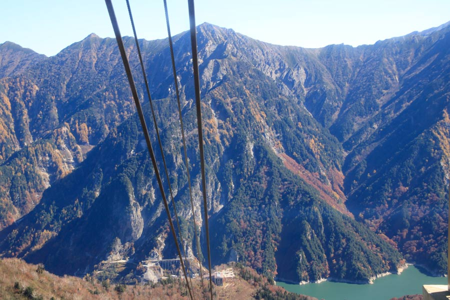 An All Day Return Trip on the Tateyama Alpine Route