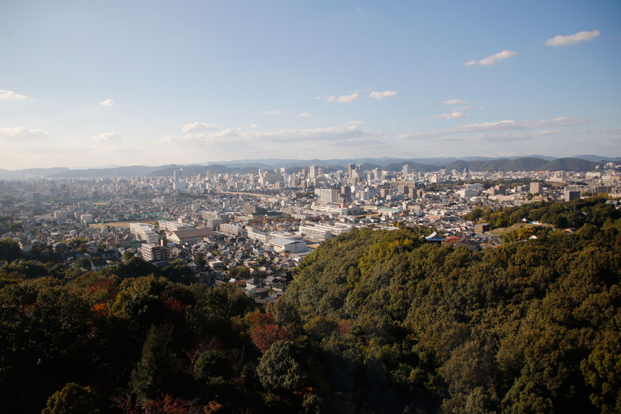 Okayama: A Night at a Room with a Great View