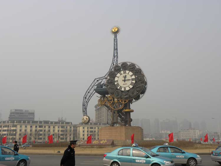 A Day Like Tianjin Locals