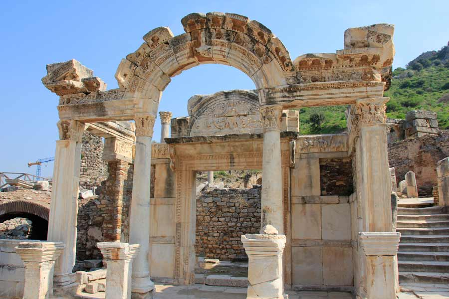 Revisiting Ephesus in 361 Days on a Gorgeous Spring Day
