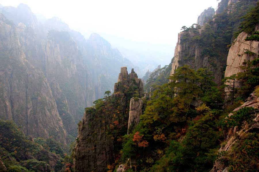 Huangshan. One of the Greatest Natural Wonders